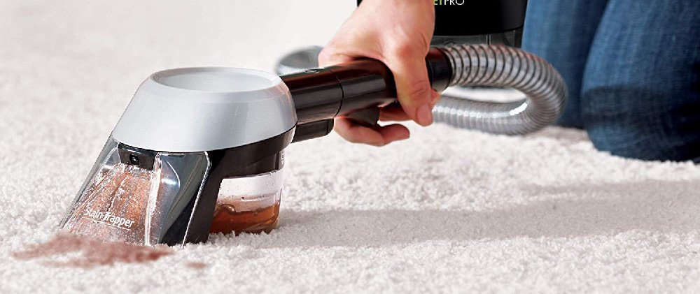 BISSELL SpotClean Pet Pro Portable Carpet Cleaner, 2458 Review