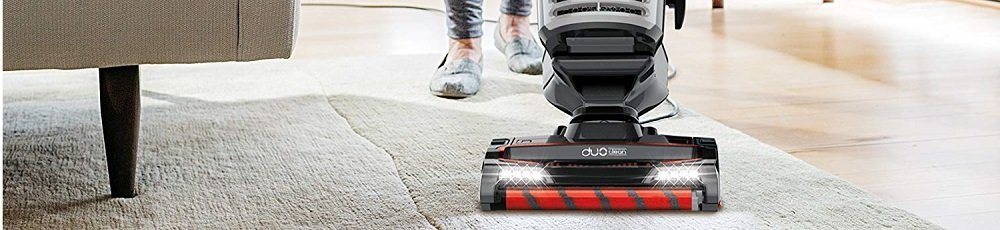 Shark DuoClean Upright Vacuum (NV771) Review