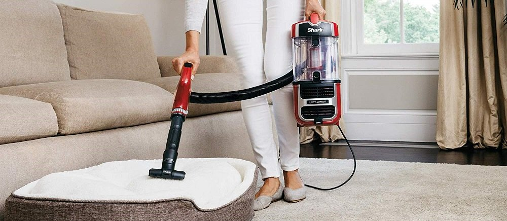 Shark Navigator Upright Vacuum With Lift-Away (ZU561) Review