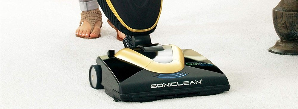 Soniclean Soft Carpet Upright Vacuum Cleaner Review