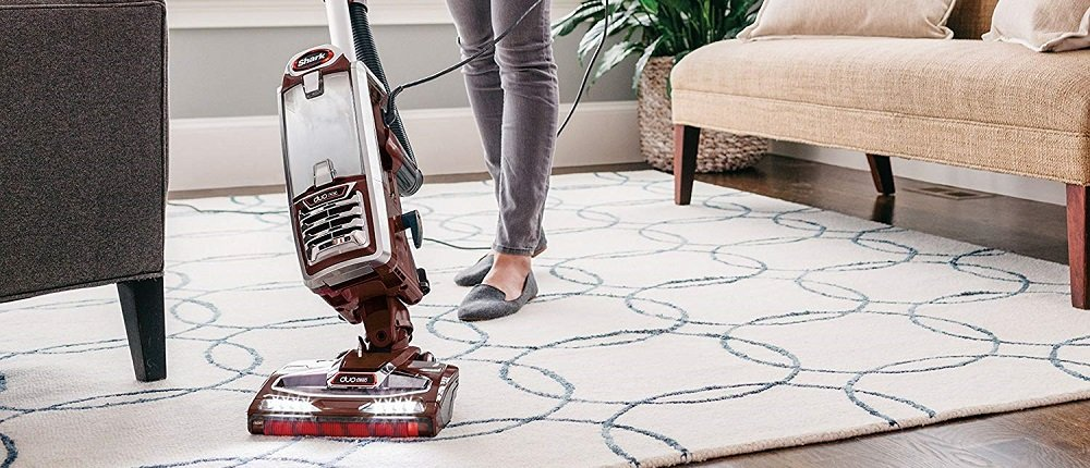 Upright HEPA Vacuum