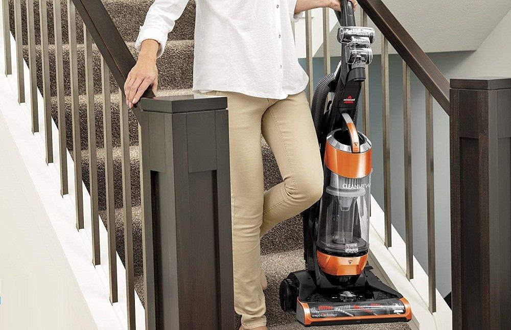 Vacuum with HEPA Filter