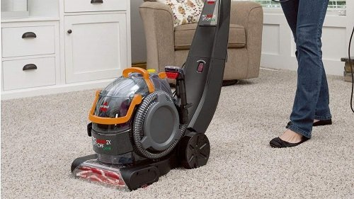 Bissell Proheat 2x Lift Off Pet Carpet Washer Review 15651