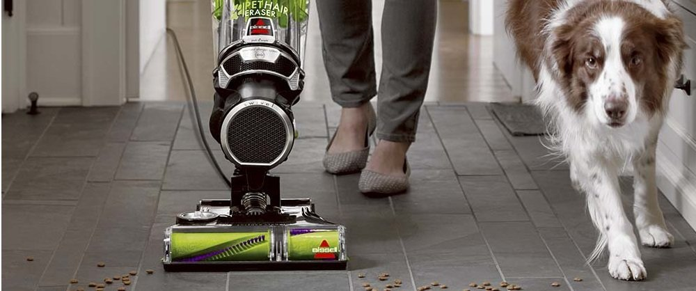 Bissell Pet Hair Eraser 1650a Upright Vacuum Review