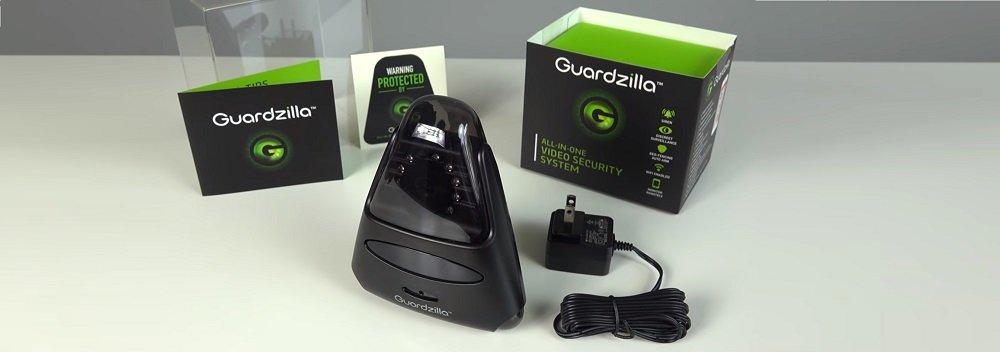 🥇 Guardzilla GZ502B All-In-One Video Security System (Black