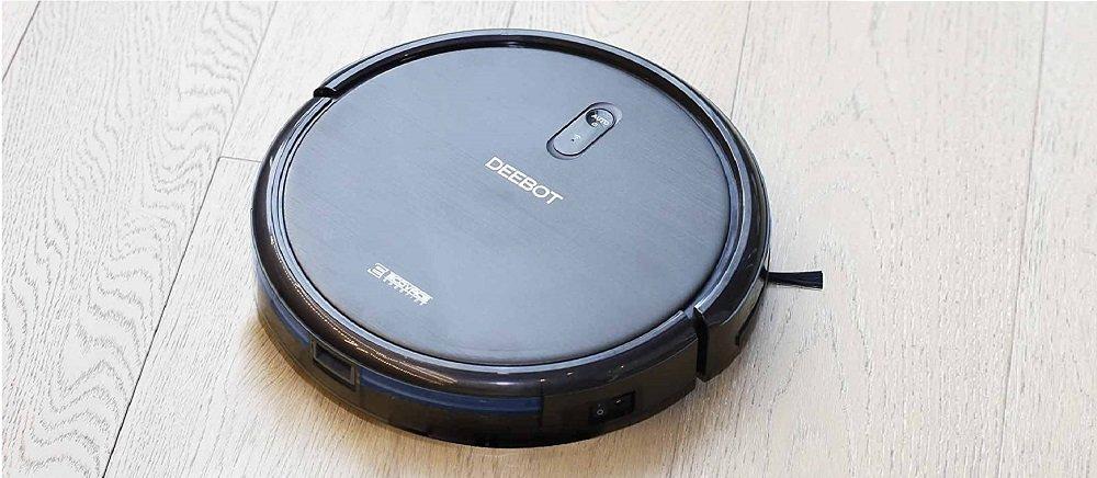 Ecovacs Deebot N79 Robotic Vacuum Review