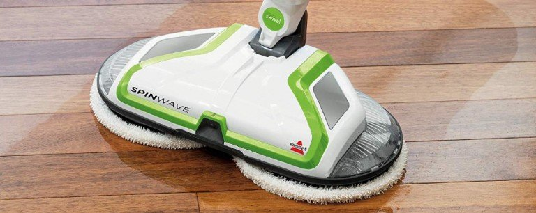 Bissell SpinWave Powered Hard Floor Mop 2039A Review