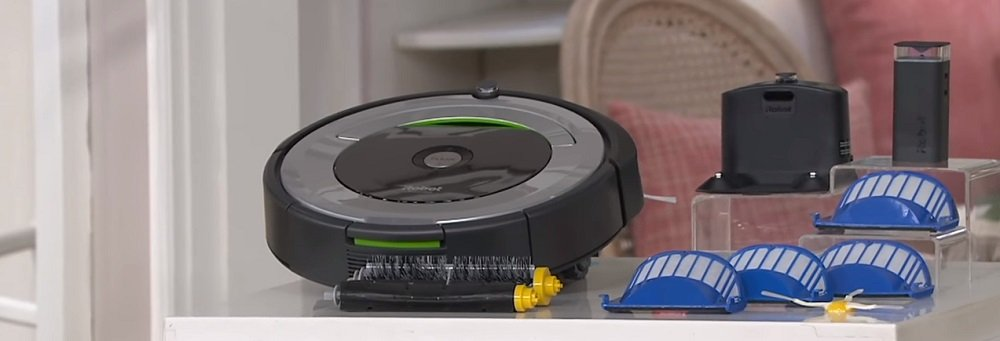 iRobot Roomba 690 Robot Vacuum with Wi-Fi