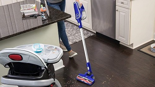 Hoover Fusion Pet Cordless Stick Vacuum Bh53120pc Review
