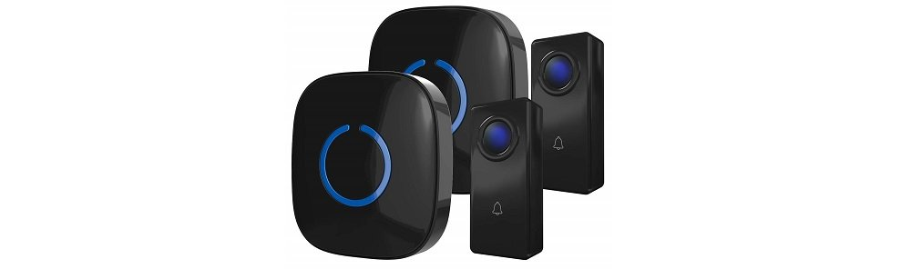 CROSSPOINT Expandable Wireless Doorbell Alert System Review