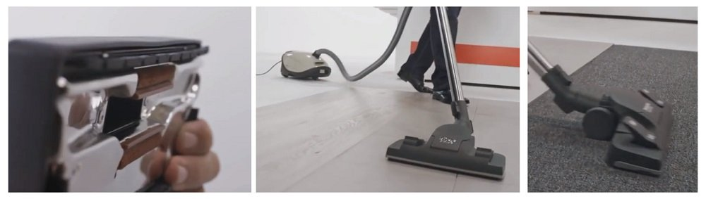 Compact C1 Pure Suction Review