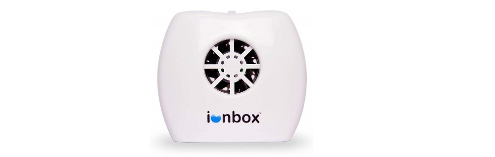 IonPacific ionbox, Negative Ion Generator with Highest Output
