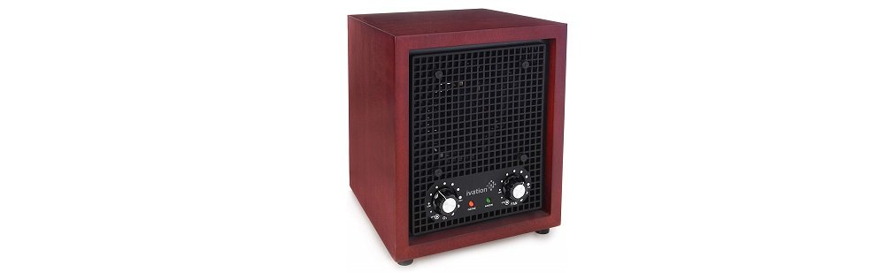 Ivation 300B 2-in-1 Ozone Generator and Ionizer