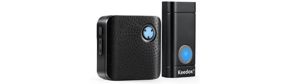Keedox Wireless Doorbell Kit Review