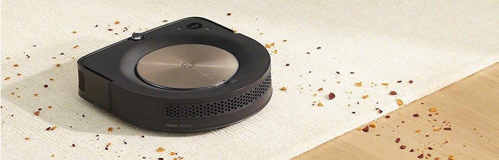 iRobot Roomba s9+ Robot Vacuum (9550)