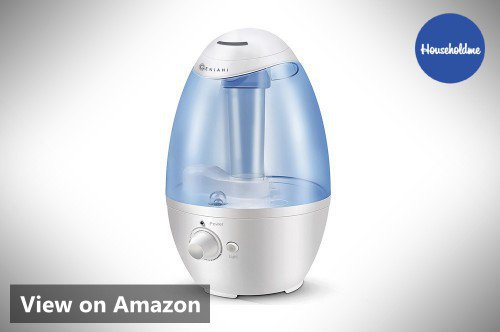 GENIANI Ultrasonic Cool Mist Humidifier