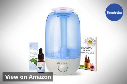 GENIANI Ultrasonic Cool Mist AROMA Humidifier