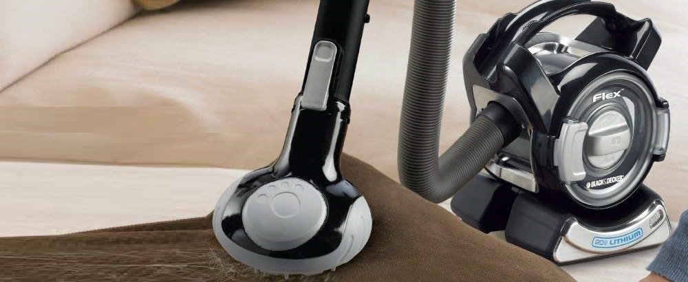 BLACK+DECKER BDH2020FLFH MAX Lithium Flex Vacuum Review
