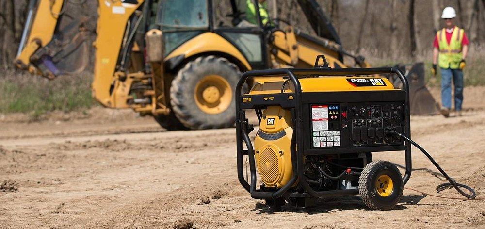 RP12000E 12000 Running Watts/15000 Starting Watts Gas Powered portable Generator 502-3699 Review
