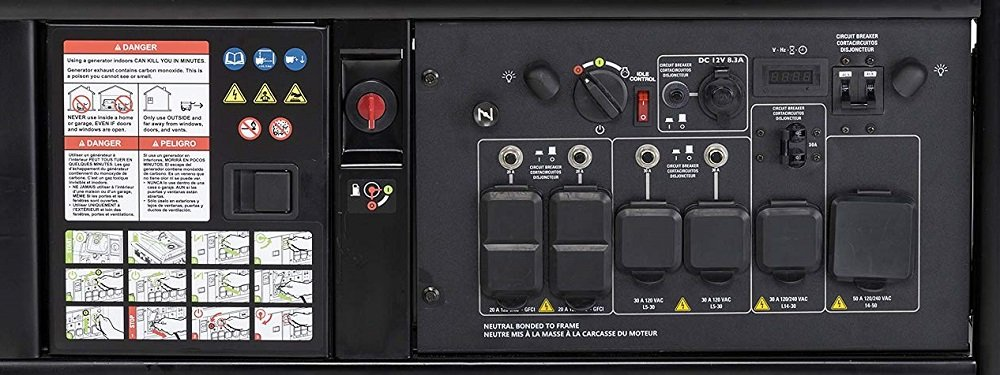 CAT RP12000E Portable Generator