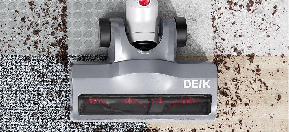 Deik Cordless Vacuum Cleaner Review