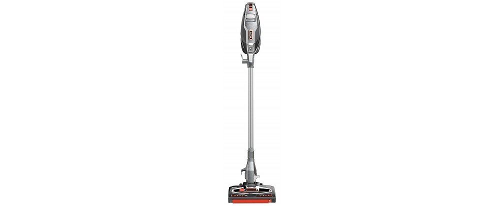 Shark Rocket DuoClean HV382 Ultra-Light Corded Bagless Carpet and Hard Floor with Lift-Away Hand Vacuum, Charcoal