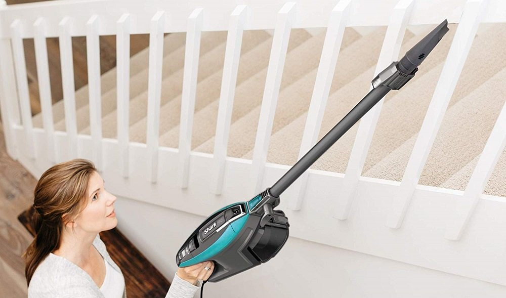 best corded handheld vacuum for stairs