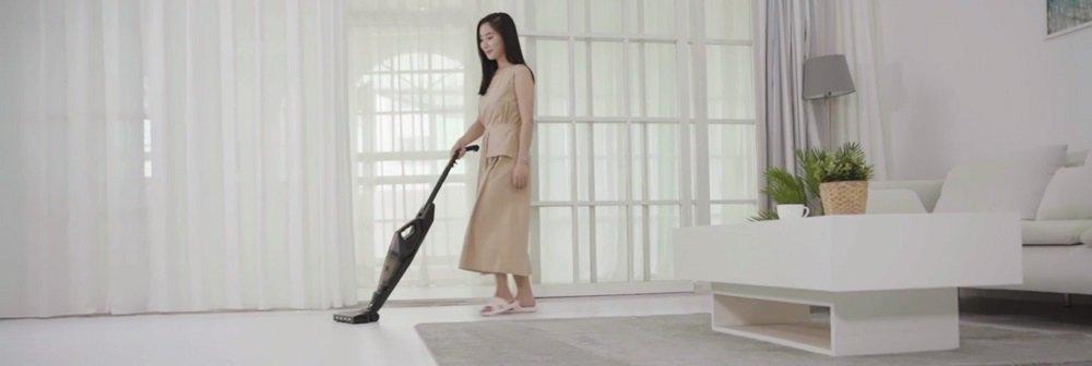 Hikeren 12000 PA Stick Vacuum