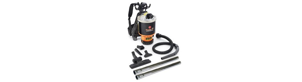 Hoover C2401-010 Shoulder Vac Pro Commercial Back Pack Vacuum