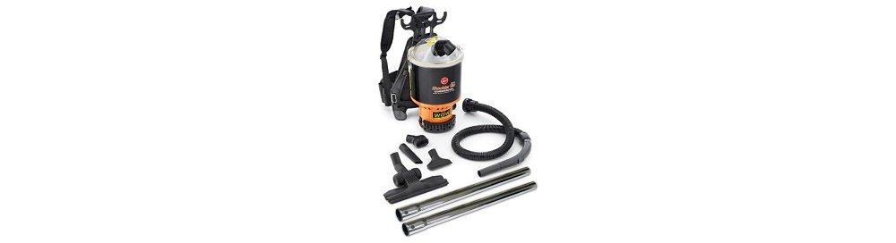 Hoover C2401-010 Shoulder Vac Pro Commercial Back Pack Vacuum