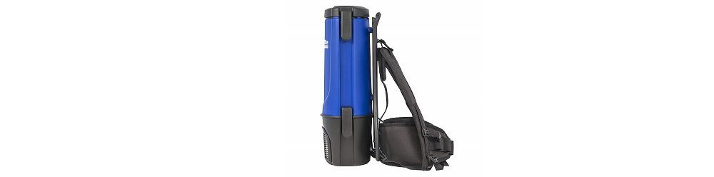 Powr-Flite BP4S Pro-Lite Backpack Vacuum, 22.5 Height, 9.5 Length