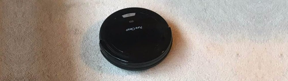 PureClean Automatic Robot Vacuum Cleaner PUCRC26B Review