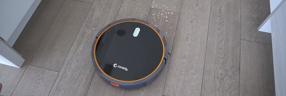 robot vacuum plus mopping combo