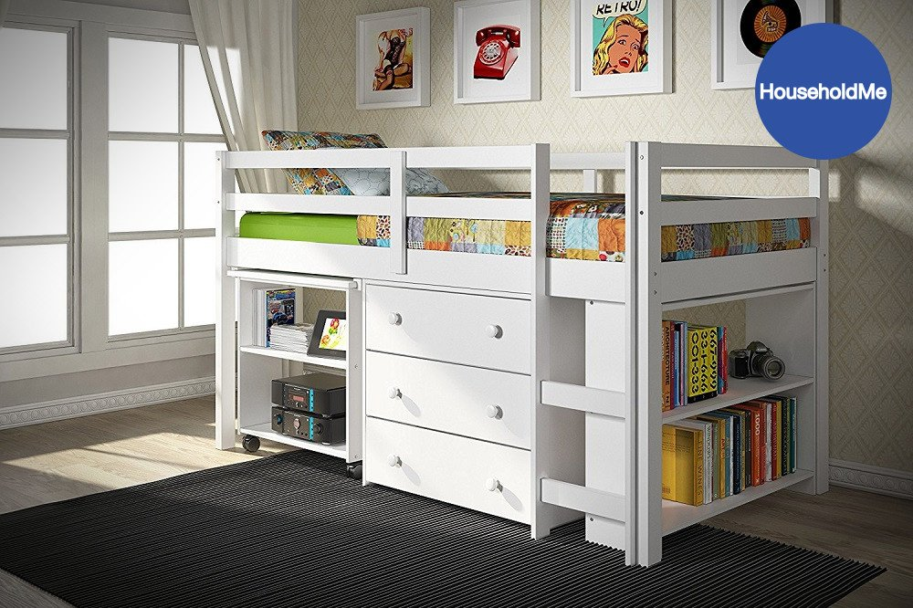Top 5 Best Loft Beds For Kids In 2019 Buying Guide