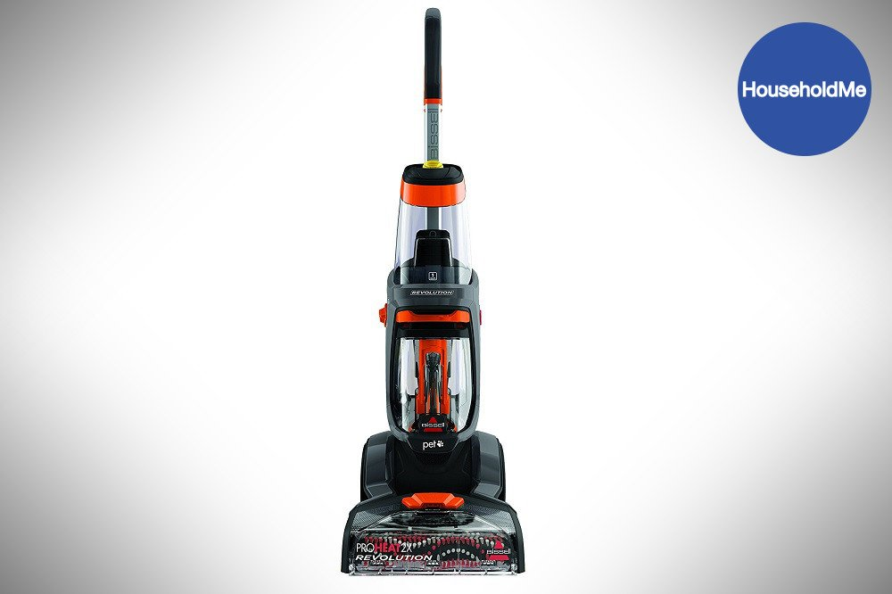 Bissell 1548 ProHeat 2X Revolution Pet Full-Size Carpet Cleaner Review