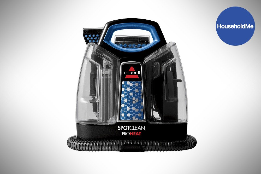 Bissell Spotclean Proheat Portable Spot Cleaner Review 5207f