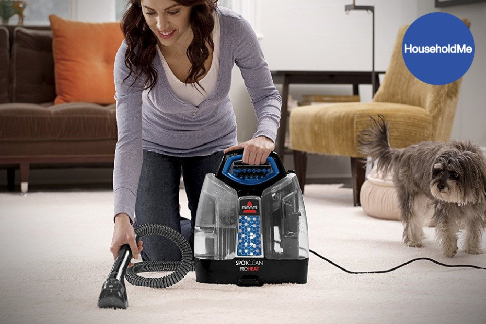 Bissell 5207F SpotClean ProHeat Portable Spot Cleaner Review