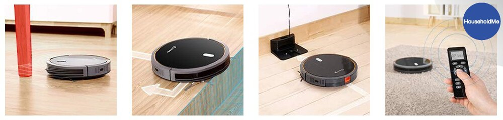 Coredy Robot Vacuum Cleaner with Mop and Water Tank Review