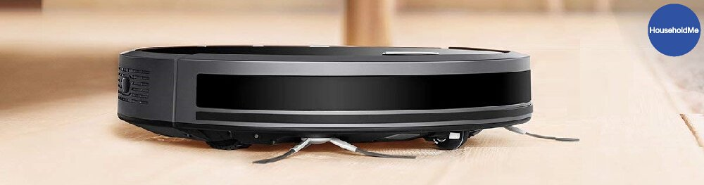 Coredy Robot Vacuum Cleaner with Mop and Water Tank (All New Upgraded)
