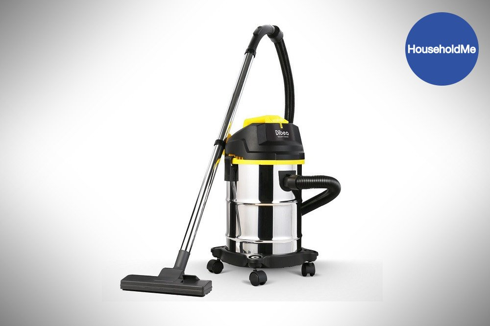 Dibea 5 Gallon Wet Dry Floor Vacuum Cleaner Review Model
