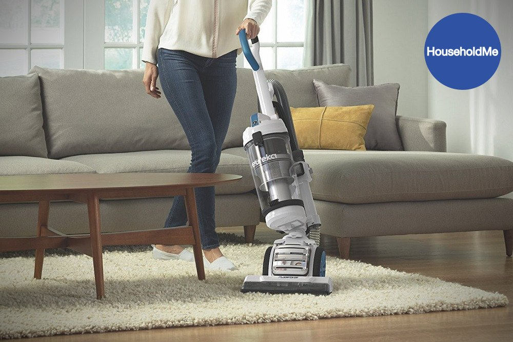 Eureka Floorrover Versatile Bagless Upright Vacuum Review
