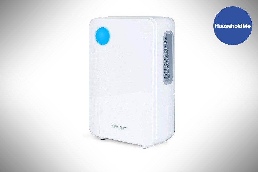 Fivanus Small Thermo Electric Dehumidifier Review