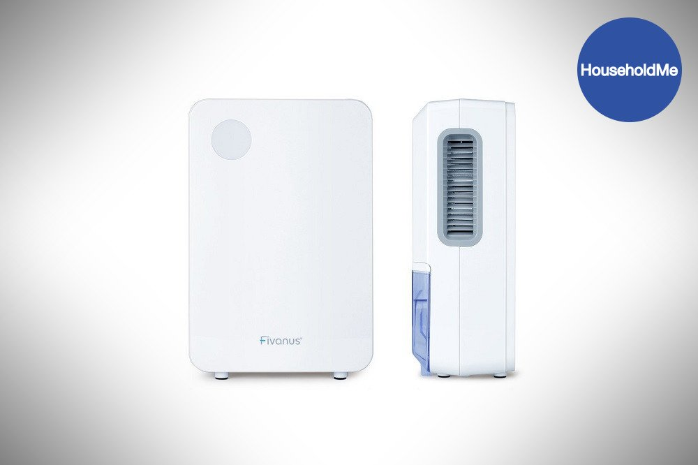 Fivanus Small Thermo Electric Dehumidifier Review