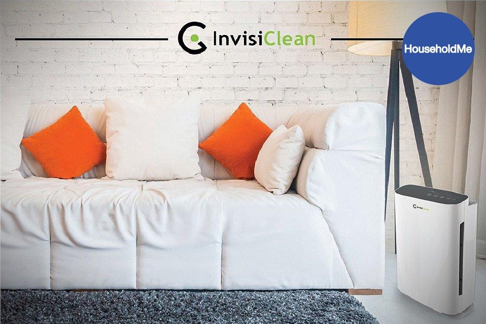 InvisiClean 4 in 1 Air Purifier