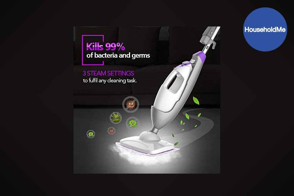 LIGHT 'N' EASY S3601 Steam Mop