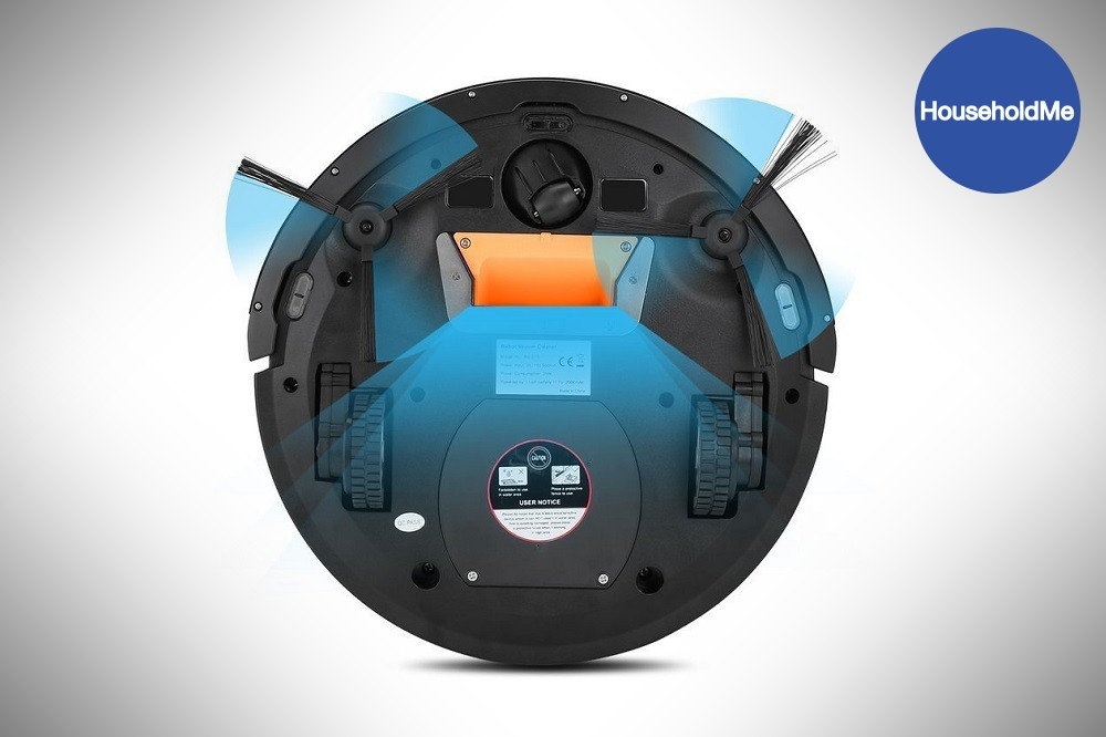 Preup Robot Vacuum Cleaner With Mop Review