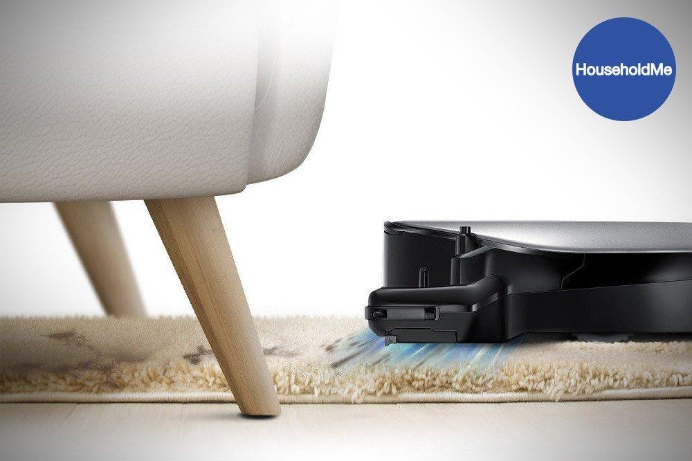 Irobot Roomba 980 Vs Samsung Powerbot R7090 Comparison