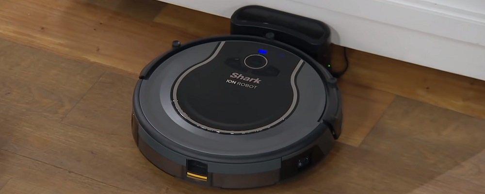 iRobot Roomba 690 vs SHARK ION Robot Vacuum R75 - photo#23