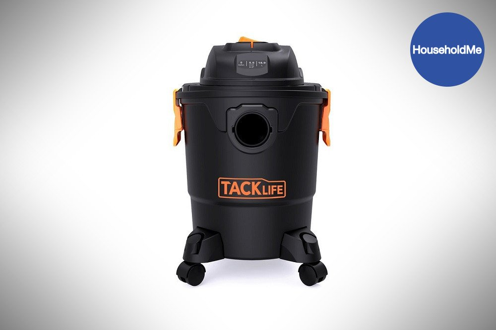 Tacklife PVC01A Wet Dry Vacuum 5 Gallon Review