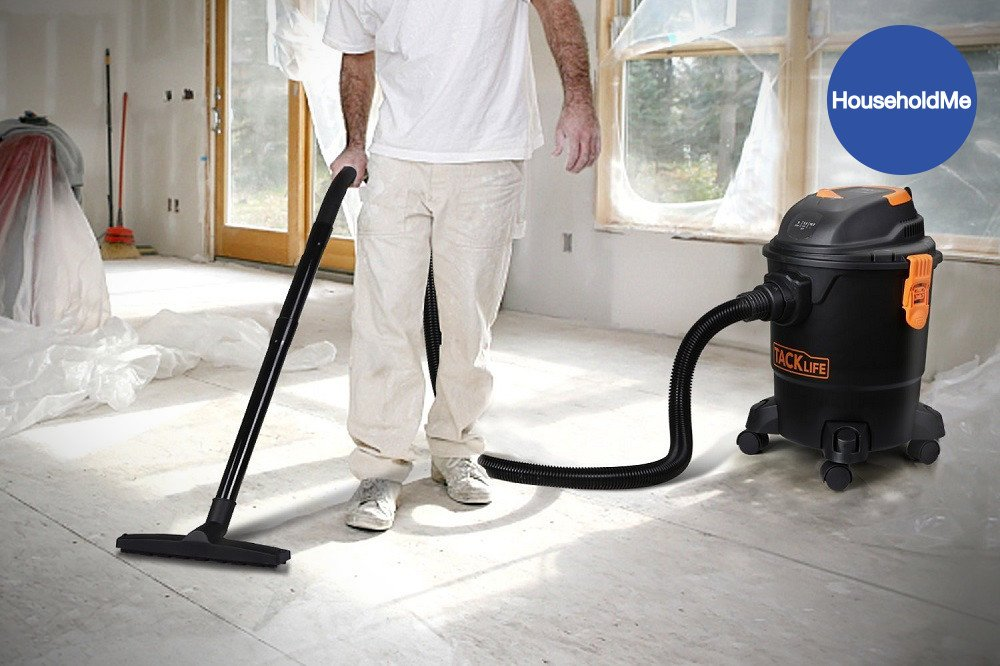 Tacklife Wet Dry Vacuum 5 Gallon Review